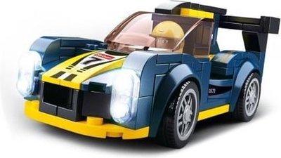 0673 Sluban Car Club Raceauto Le Mans