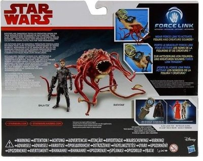 1247 Disney Star Wars: The Last Jedi Rathtar Of Probe Droid 10 Cm
