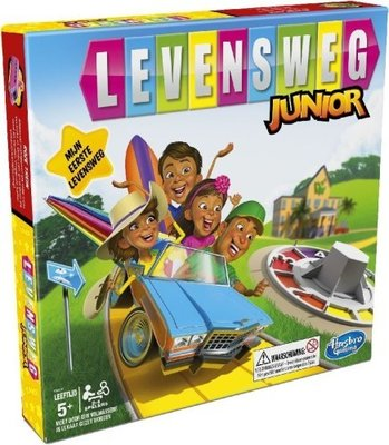 38666 Hasbro Levensweg Junior
