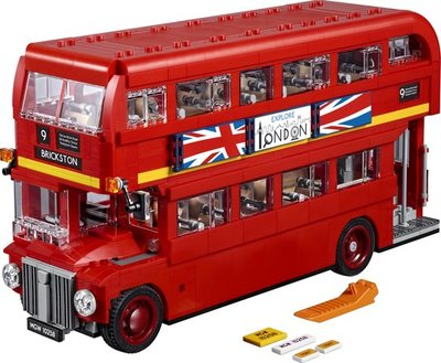 10258 LEGO Creator Expert Londense Bus