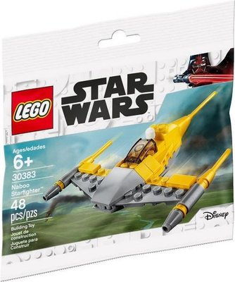 30383 LEGO Star Wars Naboo Starfighter
