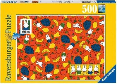 165599 Ravensburger Nijntje puzzel 500 stukjes
