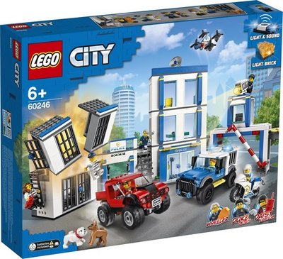 60246 LEGO City Politiebureau