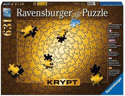 151523 Ravensburger Krypt Puzzel Gold 631 stukjes
