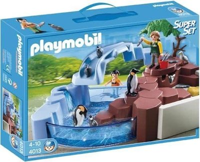 4013 PLAYMOBIL City Life Superset Pinguïnkolonie