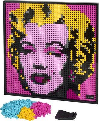 31197 LEGO Art Andy Warhol's Marilyn Monroe