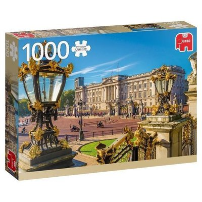 18838 Jumbo Puzzel Buckingham Palace Londen Premium Collection 1000 Stukjes