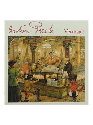 60037 Anton Pieck Vermaak prentenboek