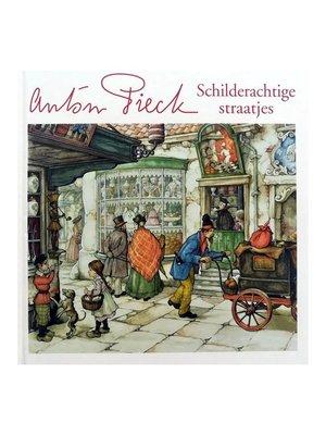 60013 Anton Pieck Schilderachtige Straatjes Prentenboek