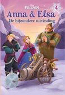 50388 Anna & Elsa Leesboekje 0004 De bijzondere uitvinding