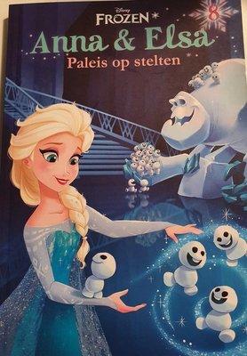 51569 Anna & Elsa Paleis op Stelten