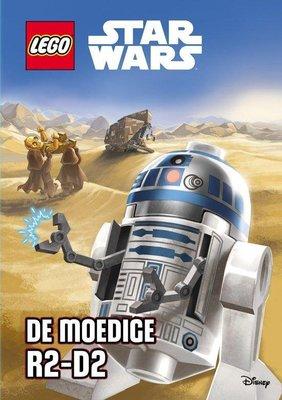 305 LEGO Star Wars De moedige R2-D2 Boek