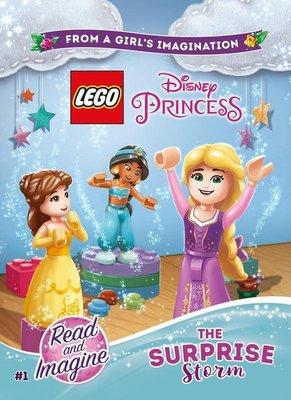 6101A Lego Disney Prinses De Glitterstorm Boek