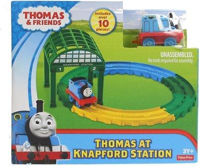 45 Fisher-Price Thomas de Trein Knapford Station
