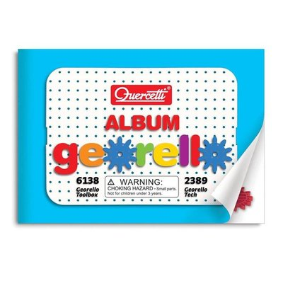 2389 Quercetti Georello Tech, 266st.