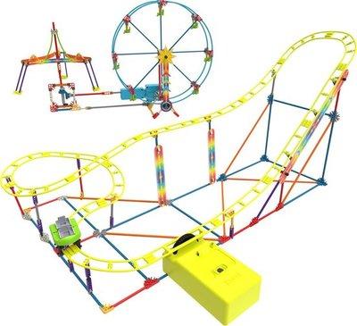 40429 K'NEX Thrill Ride - Amusementenpark in een doos! - Bouwset