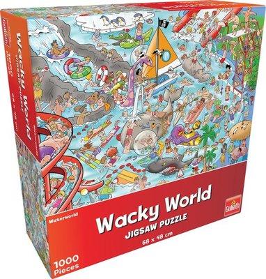 71402 Goliath Puzzel Wacky World Waterworld
