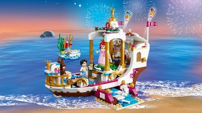 41153 LEGO Disney Princess Ariel's Koninklijke Feestboot