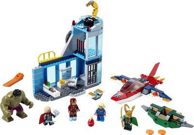 76152 LEGO 4+ Marvel Avengers Wraak van Loki