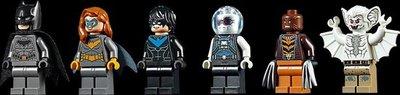76160 LEGO Batman Mobiele Batbasis