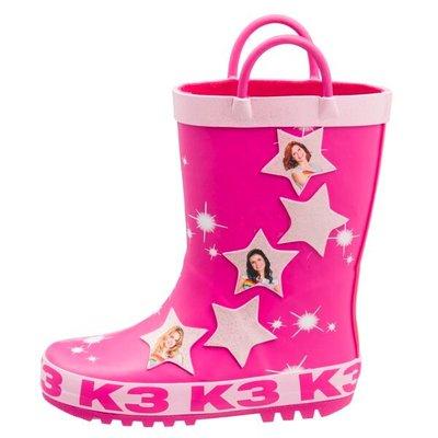 05631 K3 Regenlaarsjes Roze Maat 22-23
