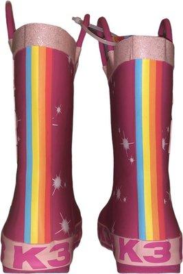 05648 K3 Regenlaarsjes Roze Maat 24-25