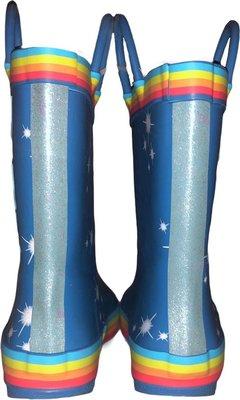 05679 K3 Regenlaarsjes Blauw Maat 24-25