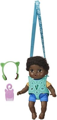 49792 Hasbro Littles By Baby Alive, Carry N Go, Kleine Theo