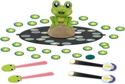 19727 Jumbo Frog Hop Kinderspel