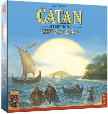 96259 999Games Catan Uitbreiding De Zeevaarders Bordspel