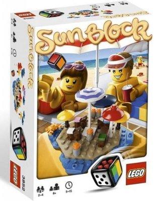 3852 LEGO Spel Sunblock