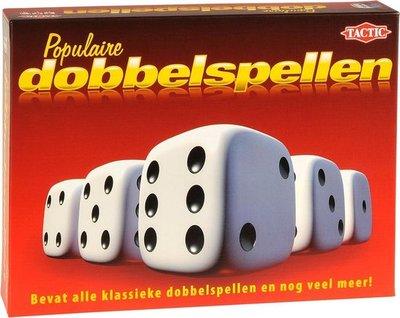 40122 Tactic Populaire dobbelspellen Dobbelspel