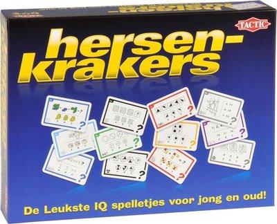 40123 Tactic Hersenkrakers Educatief spel