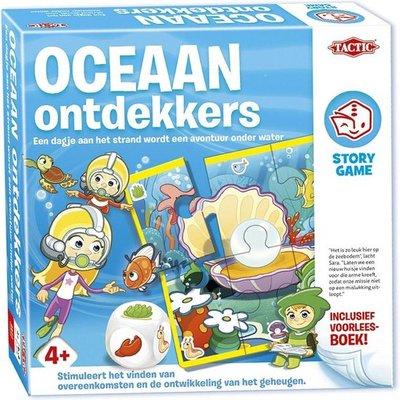 54862 Tactic Story Game Oceaan Ontdekkers