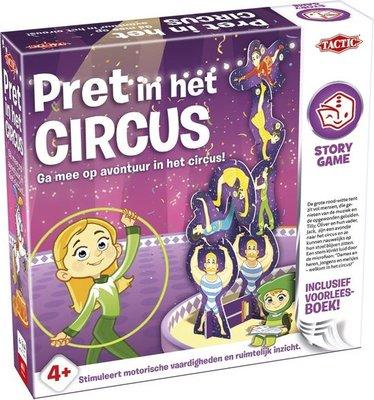 55785 Tactic Story Game Pret in het Circus