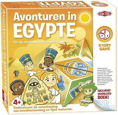 54870 Tactic Story Game Avonturen in Egypte
