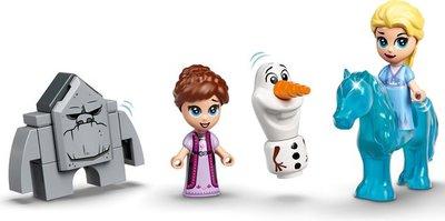 43189 LEGO Disney Frozen 2 Elsa en de Nokk Verhalenboekavonturen