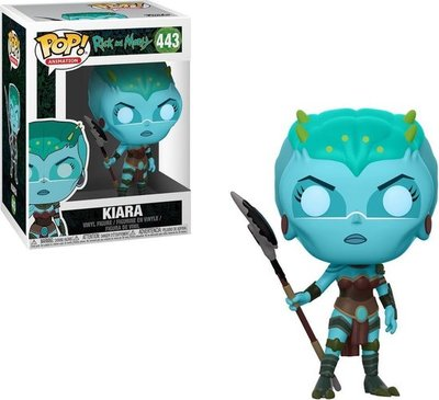 443 FUNKO Pop! Rick & Morty: Kiara