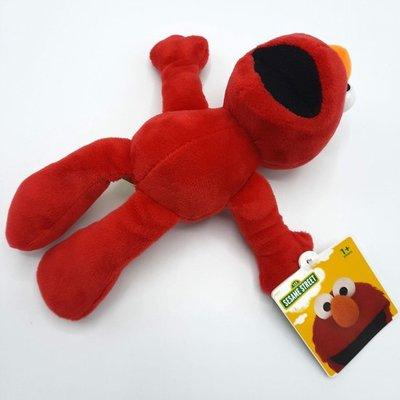 54162 Sesamstraat Pluche Knuffel Elmo 20 cm