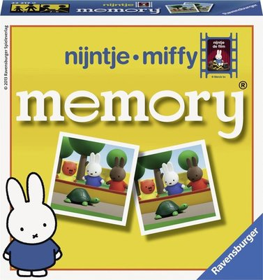 2013 Ravensburger nijntje mini memory®