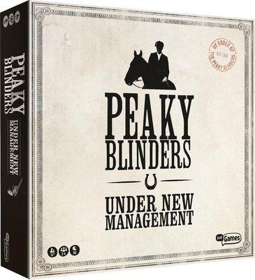 30155 Just Games Peaky Blinders Under New Management Bordspel