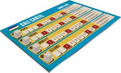 30082 Just Games Pablo Escobar The Boardgame Bordspel