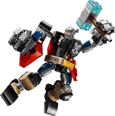 76169 LEGO Marvel Avengers Thor Mechapantser