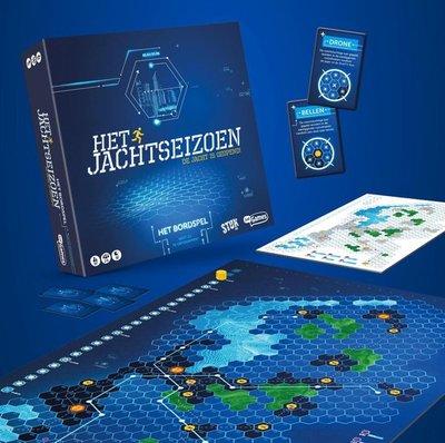 30159  Just Games Het Jachtseizoen Bordspel