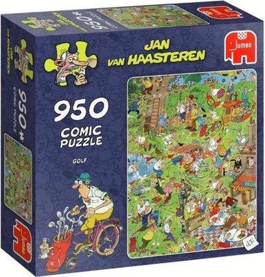 81644 Jumbo Puzzel Jan Van Haasteren Golf 950 Stukjes