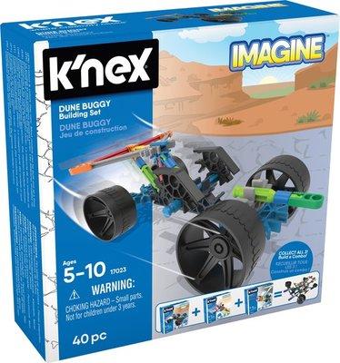 17023 K'NEX Dune Buggy Bouwset 40 onderdelen