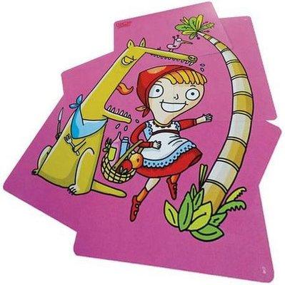 94736 999Games Puzzel KooKoo Sprookjes Kaartspel