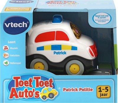 509223 VTech Toet Toet Auto's Patrick Politie