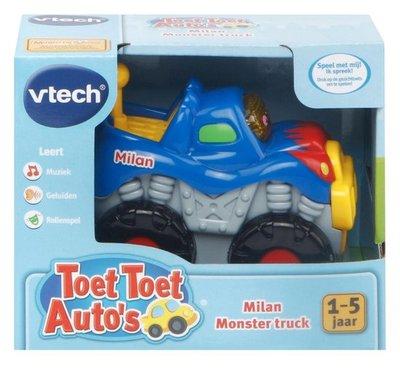 501823 VTech Toet Toet Auto's Milan Monstertruck
