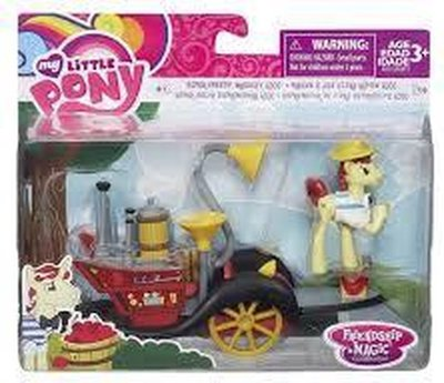 751562 Hasbro My Little Pony Speelset Super Speedy